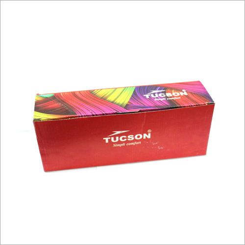 Shoes Packaging Colored Box