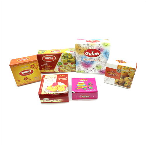 Sweets Packing Box