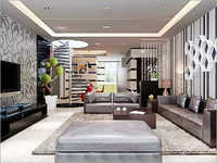 Luxury Home Interior Designing