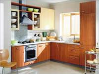 Wooden Modular Kitchen Services