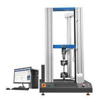 Computerized Universal Tensile Testing Machine