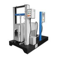 temperature control tensile strength testing machine