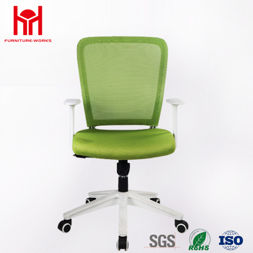 Green Good Quality Mesh Computer Office Chair