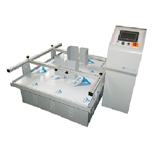 Simulate Carton Vibration Tester Equipment