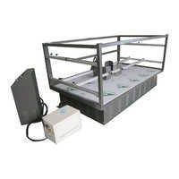 Carton Box Compression Strength Testing Equipment