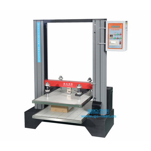 package carton box compression test machine price