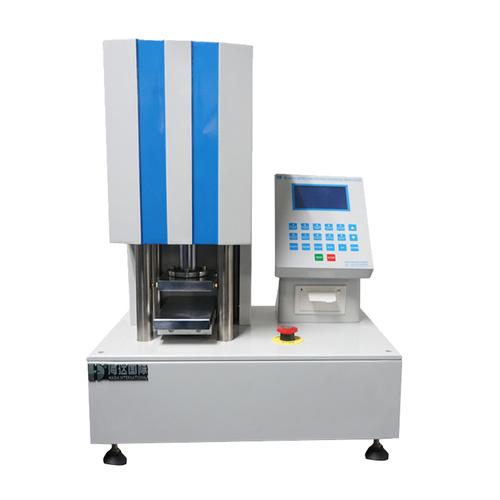 LCD Cardboard Ring Crush Strength Test Machine