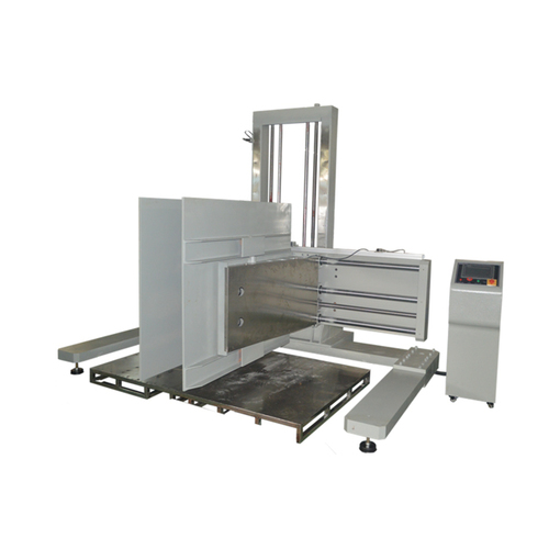 Paperboard Clamp Testing Apparatus for Transportation Packaging