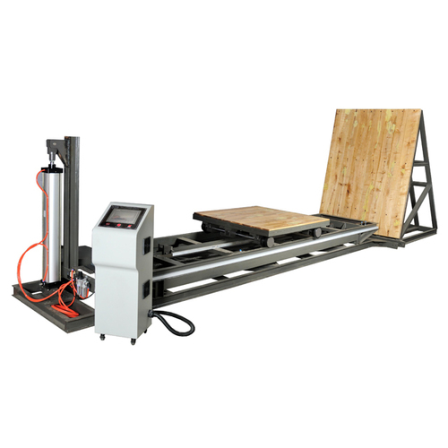 Paperboard Package Incline Impact Testing Equipmen