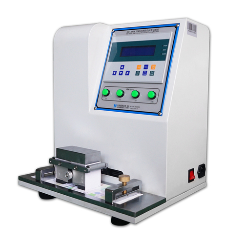 Microcomputer Ink wear resistance Test Equipment