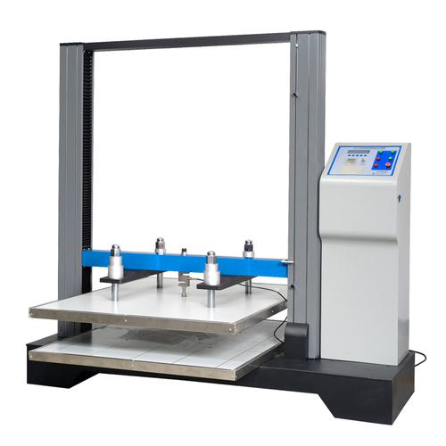 Computer used box compression tester