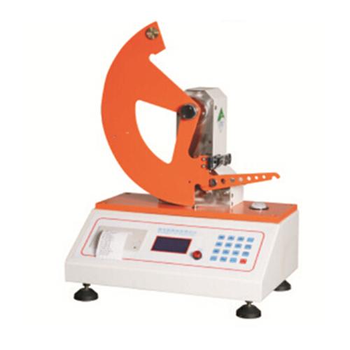Pendulum Tear Paper Strength Testing Equipments