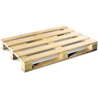 Heat Treated Wood Pallets