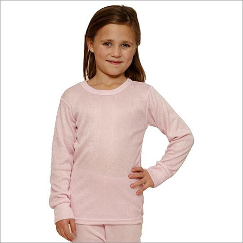 Girls Thermal Underwear