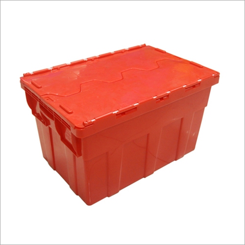 710×575×485 Attached Lid Containers