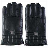 Fancy Leather Handgloves