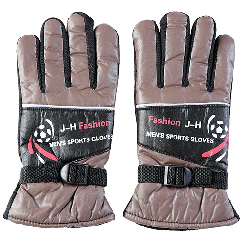 Leather Handgloves for Bike