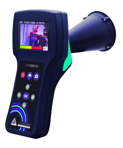 Air LeakShooter V31000 with Stream Trap Diagnostic