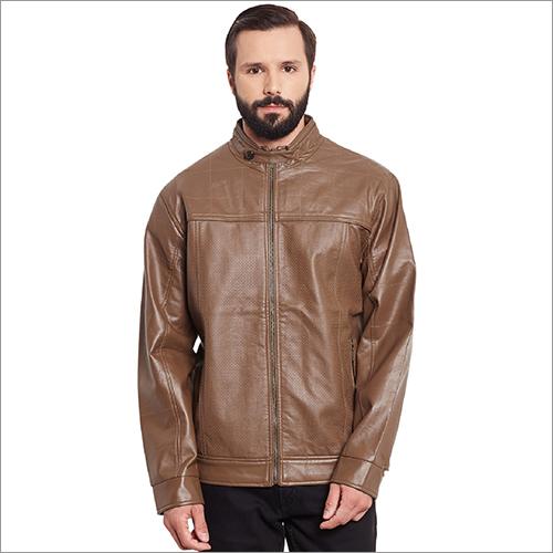Gents PU Jacket