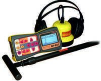 Water Leak Detector with Cable Detection Feature