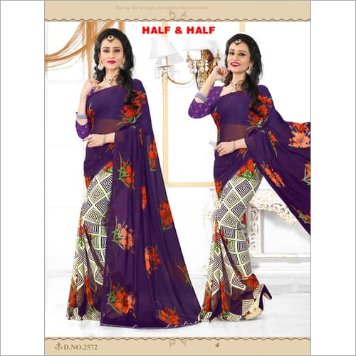 Fancy Regular wear Sarees
