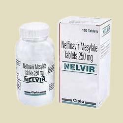 NELVIR 250mg
