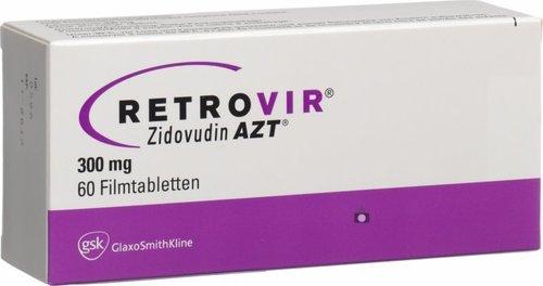 RETROVIR 300mg