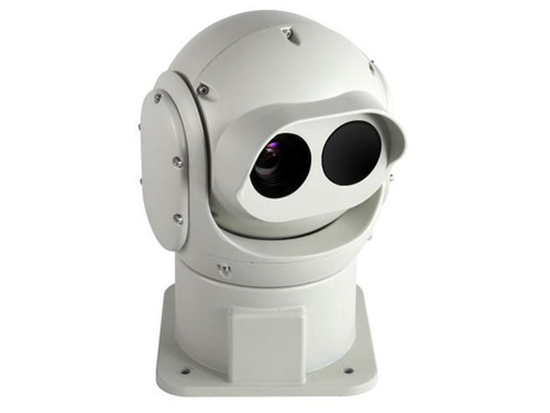 Martime Thermal Camera with Temperature Watcher