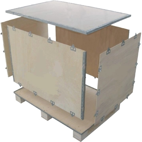Nailless Plywood Box