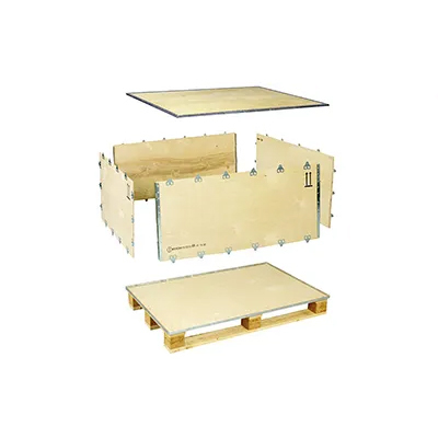 Nailless Plywood Boxes
