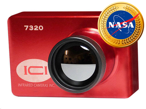 Lab Diagnosis Thermal Imaging Camera 7320 NASA