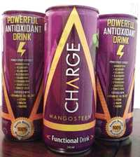 Charge Mangosteen Juice