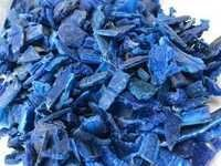 HDPE Blue Drum Regrind