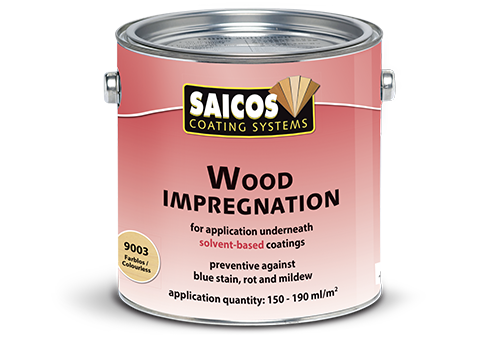 WOOD IMPREGNATION 9003