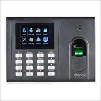 Biometric (Fingerprint) and Proximity (Card) Attendance Reader