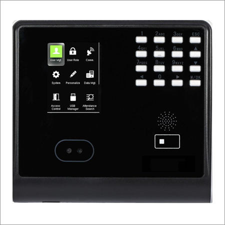Biometric (Face) and Proximity (Card) Attendance Reader KF160