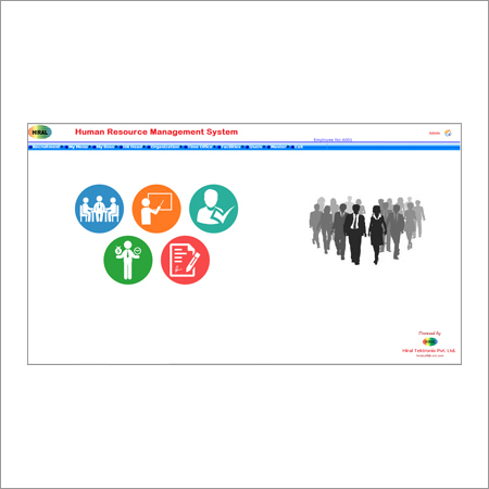 Human Resources Management System (HRMS)