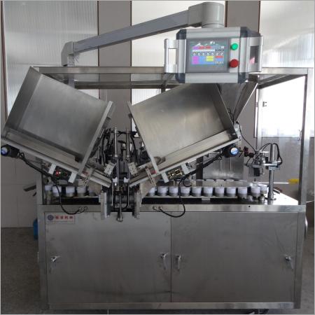 NF 100 A Tube filler and sealer machine