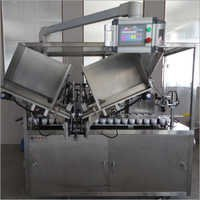 NF 100 A Tube filler and sealer machine