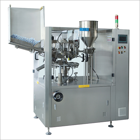 NF 80 A tube filling and sealer machine