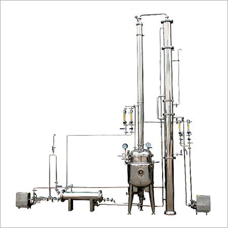 Continuous Ethanol Distiller