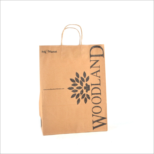 Promotional Kraft Paper Bag