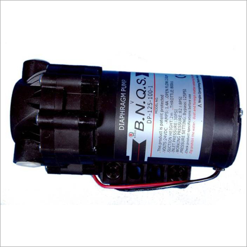 RO Booster Pump