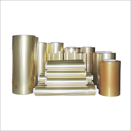 Metallized PVC Cling Film