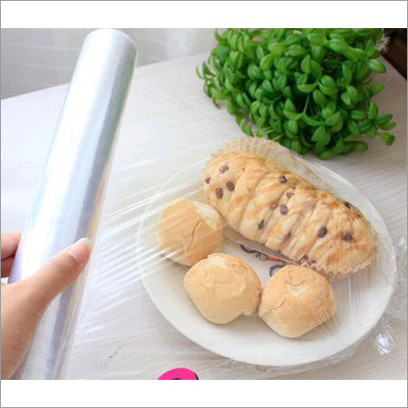 PVC Cling Film for Wrapping Cooked Food