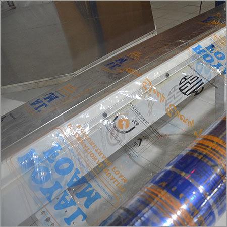 Printed PVC Wrap Film