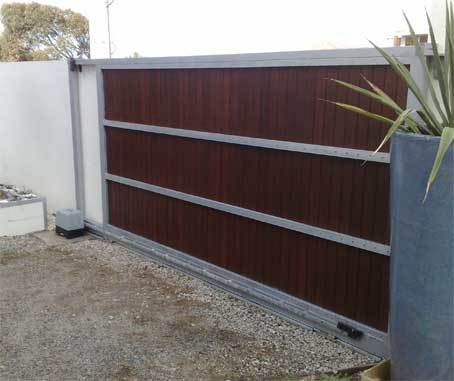 Swing And Sliding Gate Operators