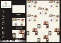 12x18 Kitchen Wall Tiles Export Quality