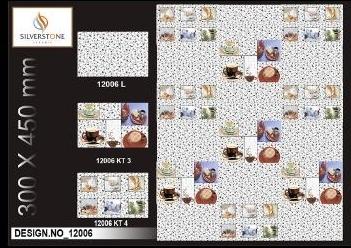 12x18 Kitchen Wall Tiles