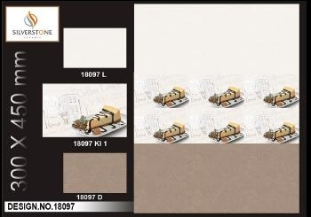 Ceramic Kitchen Wall Tiles 12x18